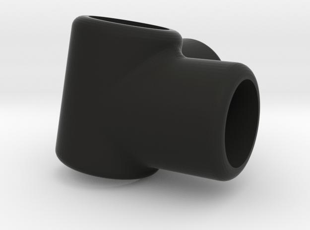 R1 - Makerchair in Black Natural Versatile Plastic