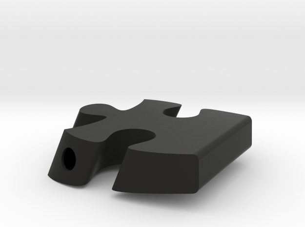 G8 - Makerchair in Black Natural Versatile Plastic