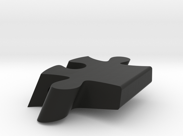 G7 - Makerchair in Black Natural Versatile Plastic