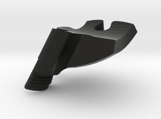 G4 - Makerchair in Black Natural Versatile Plastic