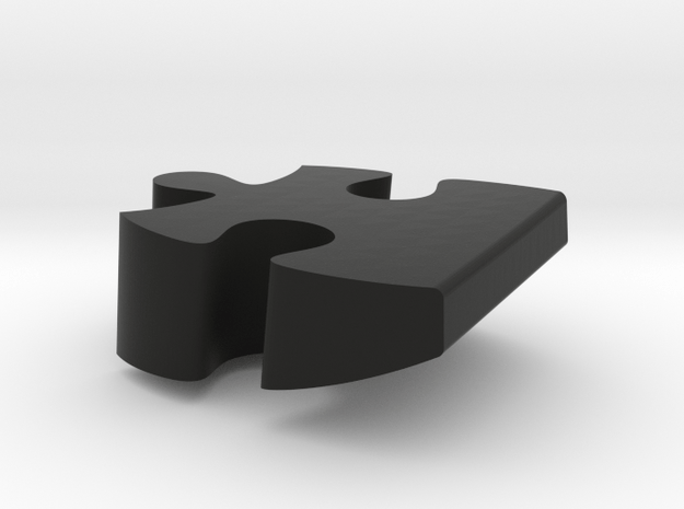 G2 - Makerchair in Black Natural Versatile Plastic