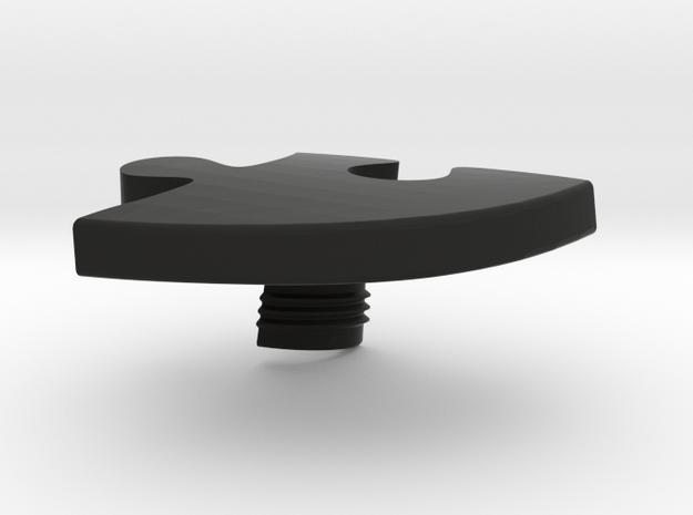 G0 - Makerchair in Black Natural Versatile Plastic