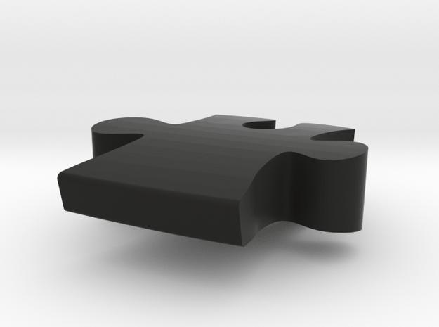 E0 - Makerchair in Black Natural Versatile Plastic