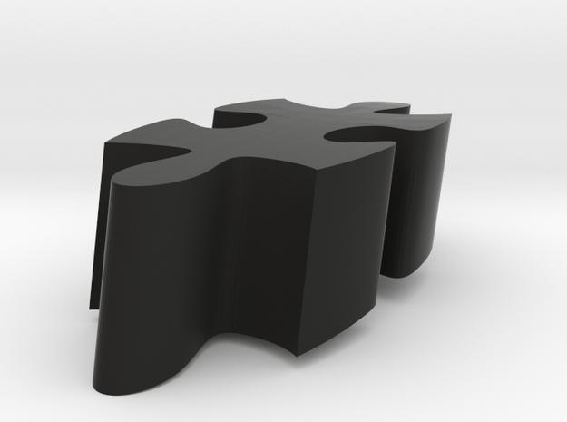 D8 - Makerchair in Black Natural Versatile Plastic