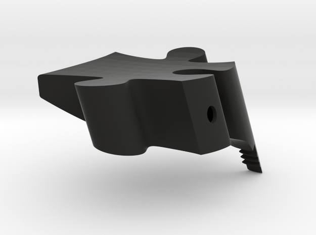 A3 - Makerchair in Black Natural Versatile Plastic