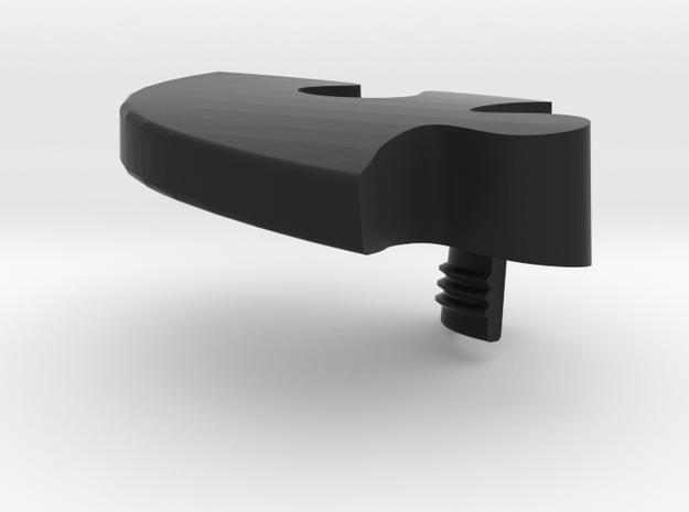 A0 - Makerchair in Black Natural Versatile Plastic