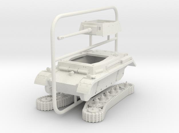 1/72 Pz.Sfl.Ic (Pz.Kpfw.II Ausf.H) in White Natural Versatile Plastic