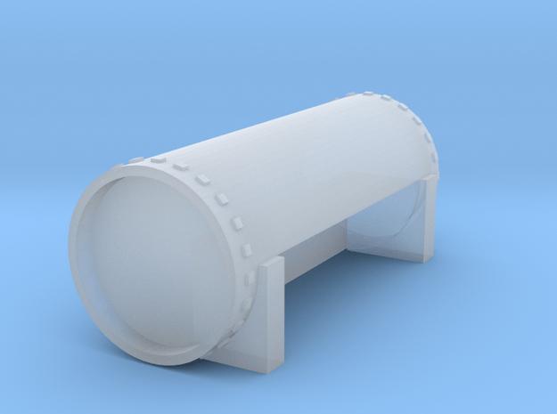 Air Reservoir for hon3 tender in Smooth Fine Detail Plastic
