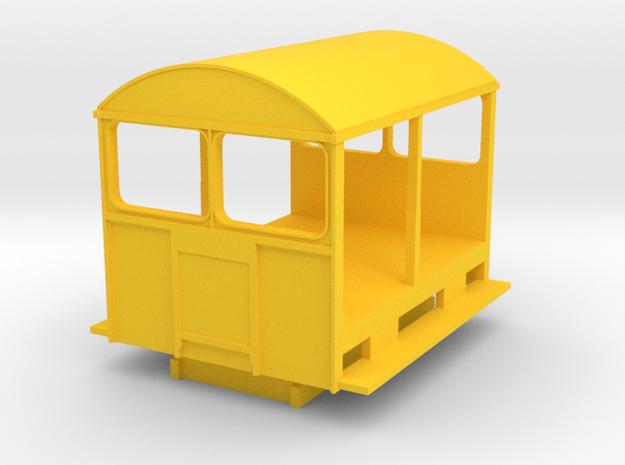 Wickham Trolley Car O