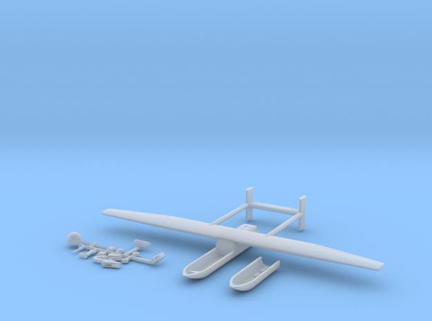 Seeker-C Unmanned Aerial Vehicle in Smooth Fine Detail Plastic: 1:72