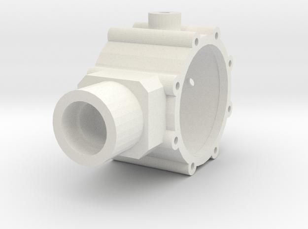 Achskörper 3-Link V1 in White Natural Versatile Plastic