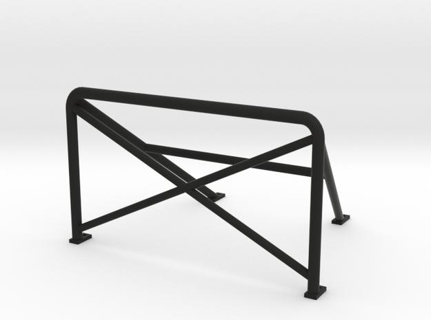 Rollbar 210x125 in Black Natural Versatile Plastic