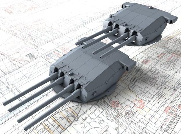 """1/350 Richelieu 380 mm/45 (14.96"""") Guns 1940"""