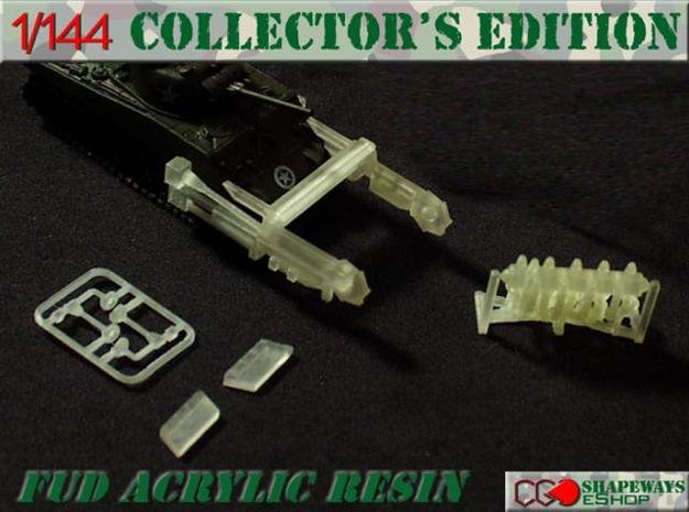 1:144 Sherman Crab Conversion Kit Rest in Smooth Fine Detail Plastic