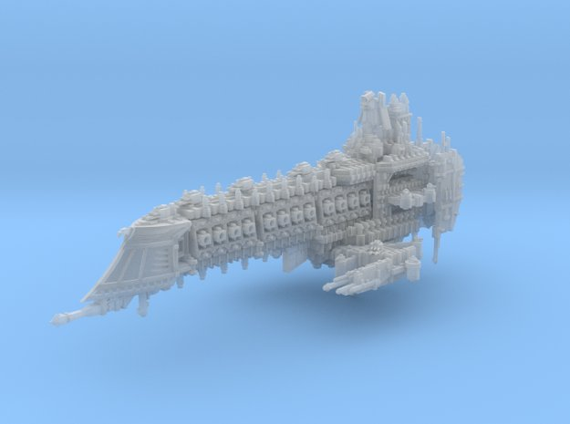 Retributor Battleship