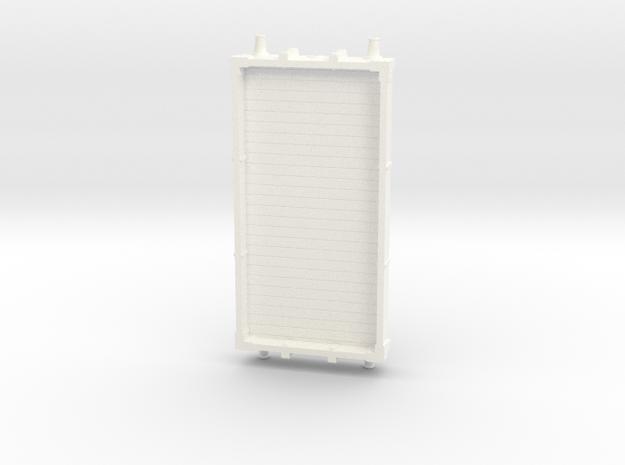 North British Rly/LNER/British Rlys 1 plank open/P in White Processed Versatile Plastic