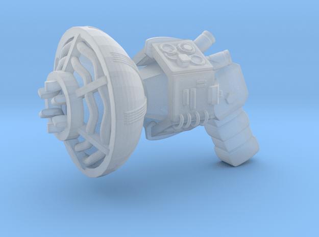 Gamma Gun in Smoothest Fine Detail Plastic