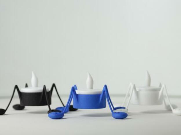 MUSKIT in White Natural Versatile Plastic