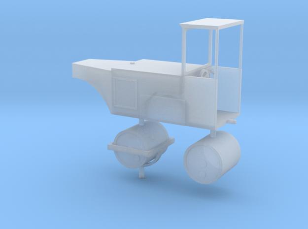 Straßenwalze mit Verdeck 1:100 in Smooth Fine Detail Plastic