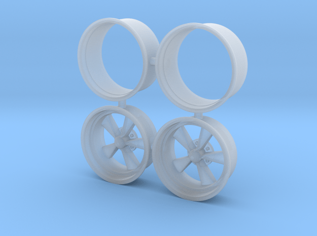CragarSS 1/18 15x12 in Smooth Fine Detail Plastic