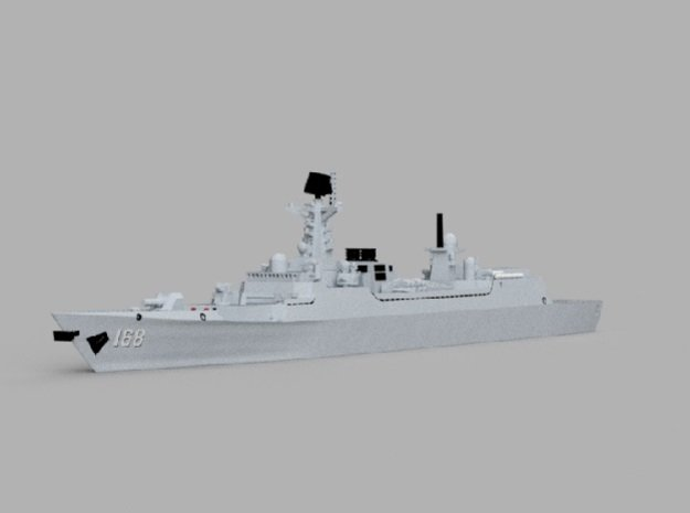 1/1800 CNS Guangzhou in Smooth Fine Detail Plastic