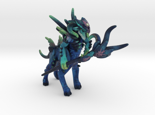 Leshrac (Lord of Chronoptic Synthesis) in Full Color Sandstone