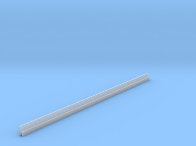 Profil 200mm Waggon-Sitzbank einfach niedrig FUD/F in Smooth Fine Detail Plastic