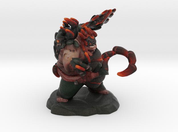 Pudge (Scavenger of the Basilisk) in Full Color Sandstone