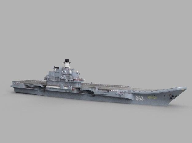 1/1800 RFS Admiral_Kuznetso in Smooth Fine Detail Plastic