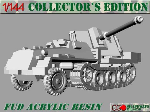 1:144 Pak 43 auf sWS in Smooth Fine Detail Plastic