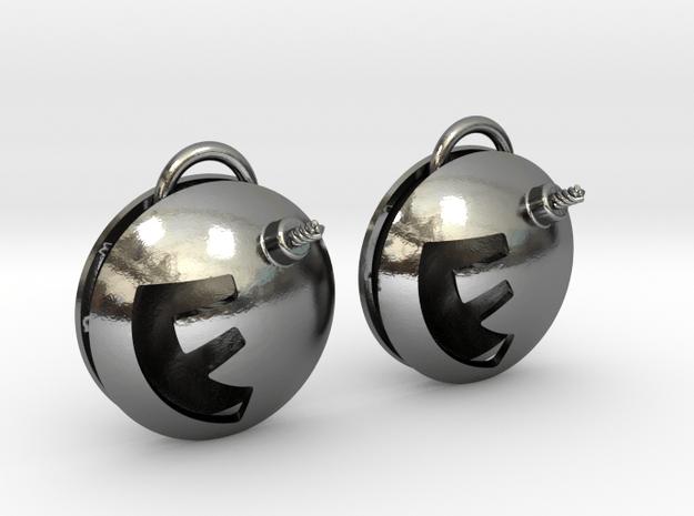 F-Bomb earrings