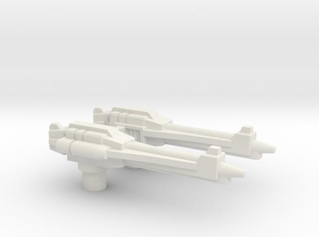 Gravity-Rod Rifles for TR Cloudraker