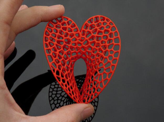 Love (M) in Red Processed Versatile Plastic