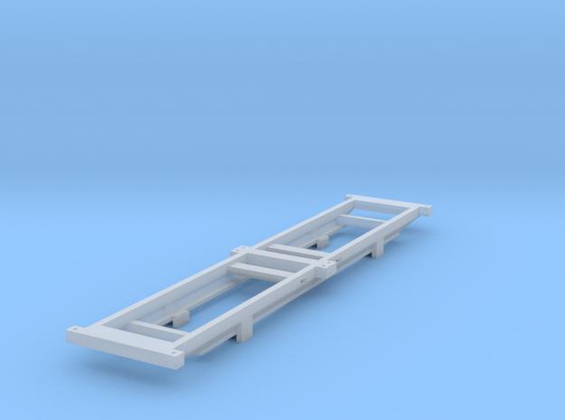 Innofreight Schmalspur Container-Träger V2 in Smooth Fine Detail Plastic