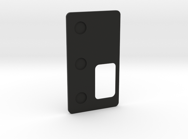 nasty transformer little k door in Black Natural Versatile Plastic
