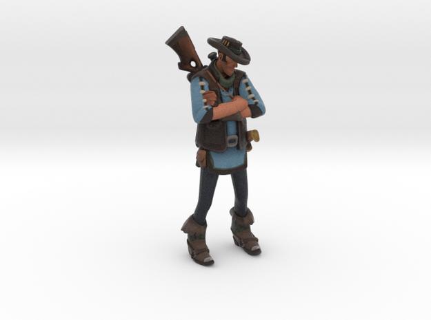 Sniper (Custom request) in Full Color Sandstone