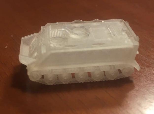 M-113-Ambulance-Z-proto-01 in Smoothest Fine Detail Plastic