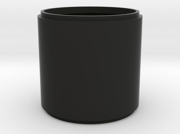 FLOOR TOM BODY in Black Natural Versatile Plastic