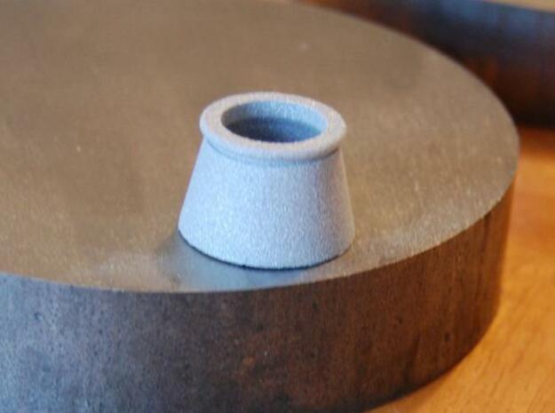 Davenport Exhaust Stack in White Natural Versatile Plastic