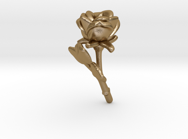 small but… in Polished Gold Steel