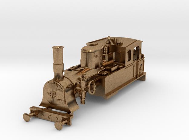 TT scale DSB class F Metal parts (part 1/2)