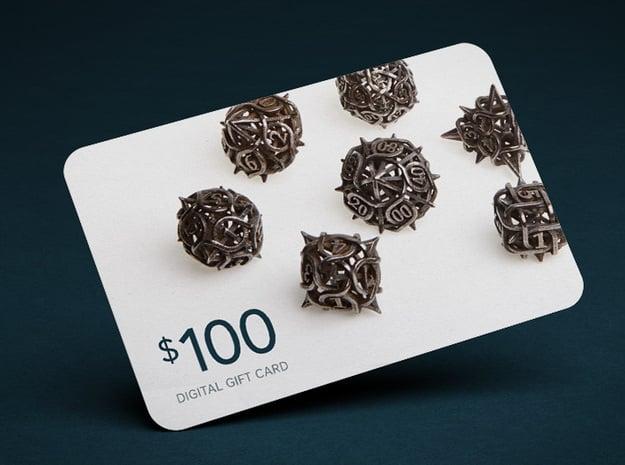 $100 Digital Gift Card in $100 Digital Gift Card
