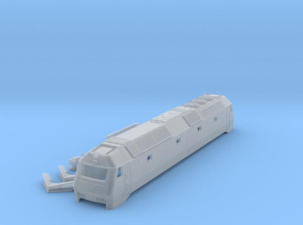 DSB Me Locomotive TT scale