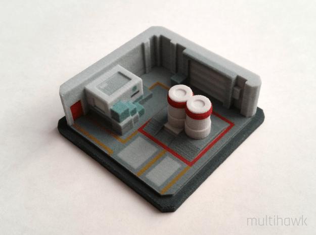 Counter-Strike: GO® Pocket Nuke: A Site in Full Color Sandstone