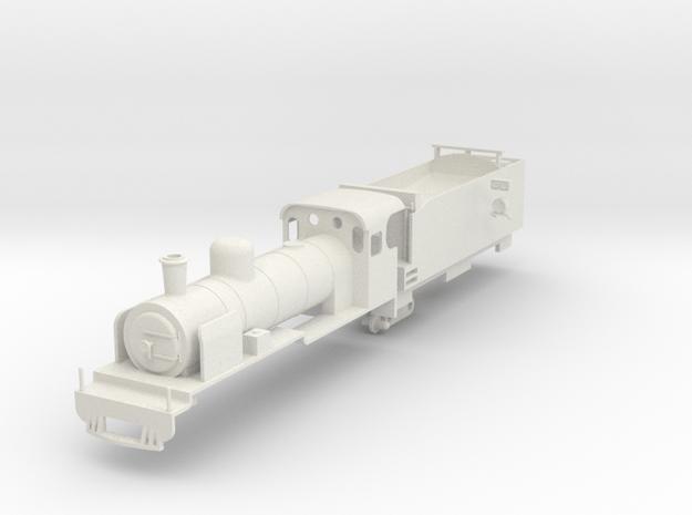 BM4-008D 009 SAR NG15 - NG119 Apple Express 4mm in White Natural Versatile Plastic