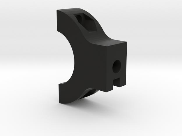 Shimano I-spec A/B handlebar adapter in Black Natural Versatile Plastic