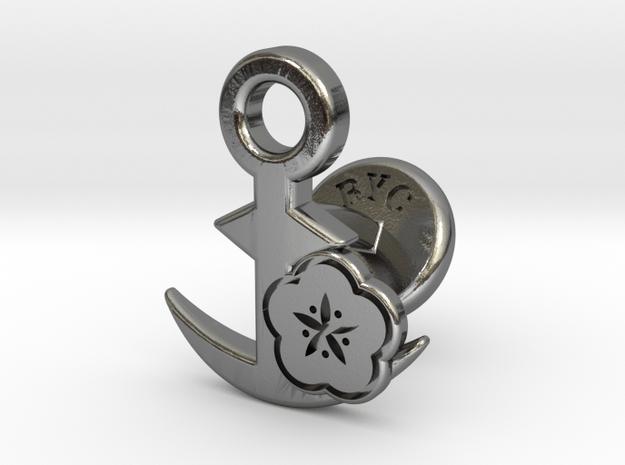 Cufflinks - BUU! BUU! Desu wa! in Polished Silver