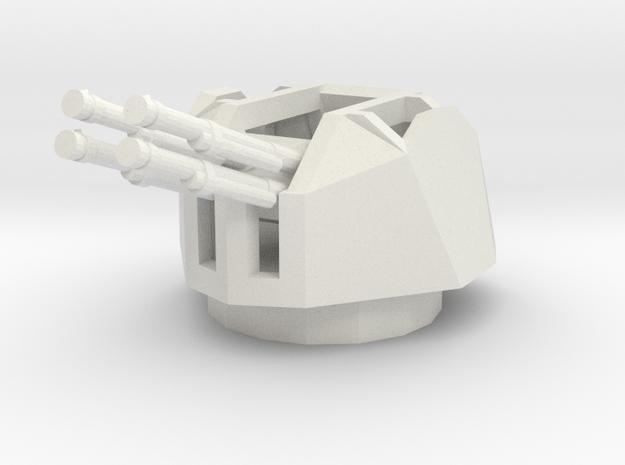 1/72 Semovente M15/42 Contraereo turret