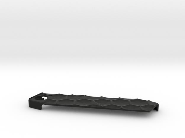 Cover Huawei p8 Lite in Black Natural Versatile Plastic
