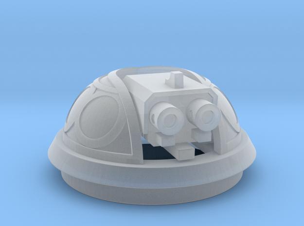 Bubble Canopy Gun - no ornamentation